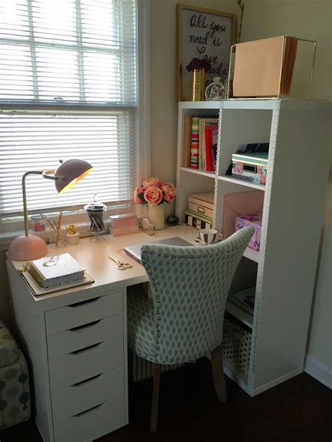 Office Desk Hacks 25 Best Ideas About Ikea Home Office On Study