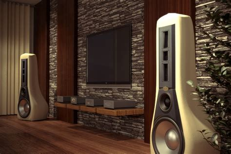 high end hi end audio speakers for high end home cinema