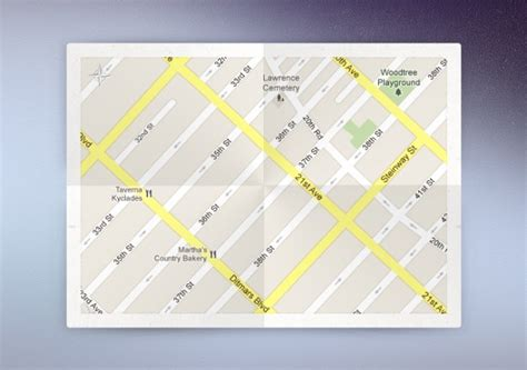 How To Make A Paper Map - folds map overlay paper paper fold psd file free