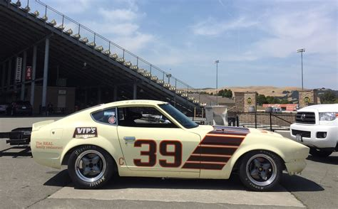 Z Car 187 Post Topic 187 Vintage Racing Glenn S Datsun 240z