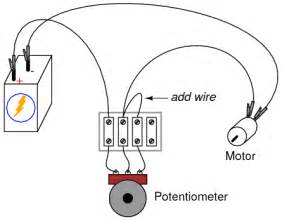 potentiometer as a rheostat dc circuits electronics textbook