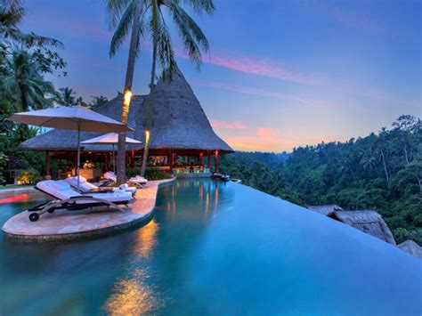 infinity pools bali bali s best infinity pools