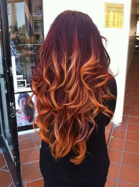 hairstyle color ideas for long hair ombre hair color ideas women medium haircut