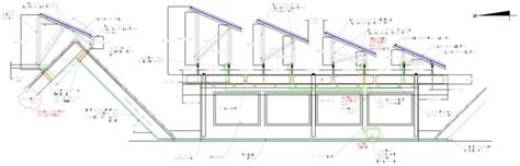 Raised House Plans by Installing The Solar Mounts On Our Upper Flat Roof