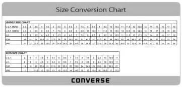 size charts shoe kahuna