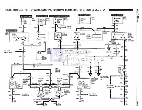 c5 corvette ke light wiring diagrams c5 get free image