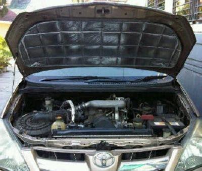 Peredam Panas Kap Mesin All New Nissan X Trail 2015 diy the andry pasang insulator pada kap mesin peredam panas 2015 personal