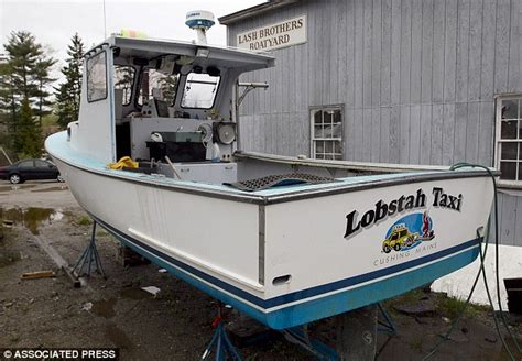 big boats are called lobster boat sinkings turn buddies into enemies in a