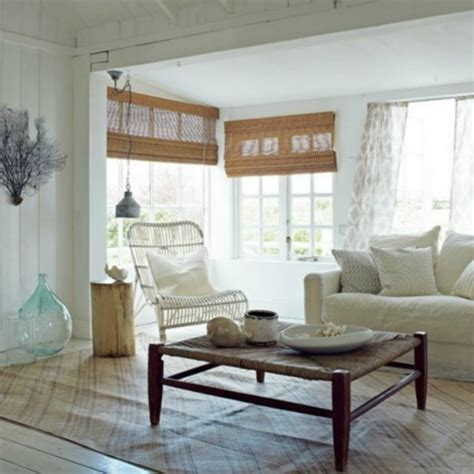 Coastal Livingroom | coastal home inspirations on the horizon coastal living