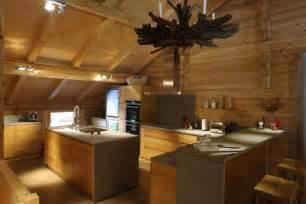 d 233 coration cuisine montagne