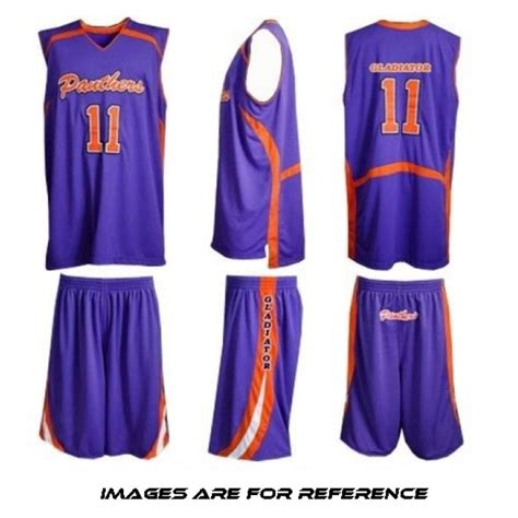 custom sublimated basketball uniforms adult