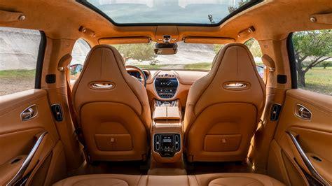 aston martin dbx suv price  interior image released