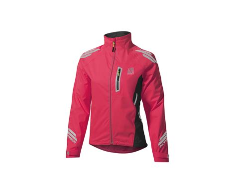 bicycle jackets for ladies altura womens night vision waterproof cycling jacket