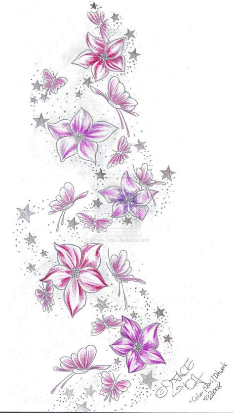 25 unique vine foot tattoos collection of 25 n flower on ankle