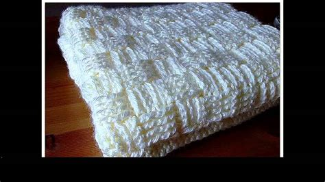 youtube tutorial crochet baby blanket youtube crocheting baby blanket creatys for