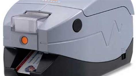 identity card machine id card machine