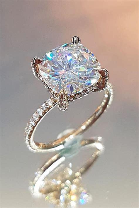 moissanite engagement rings fantastic diamond
