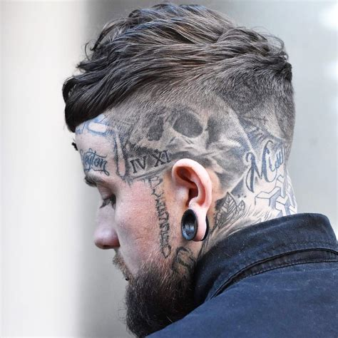 tattoos for men best hair 2018 best haircut for with haircuts