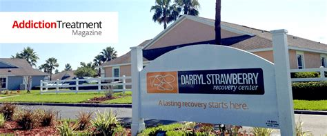 New Recovery Center Detox by In The News Darryl Strawberry Recovery Center Featured In