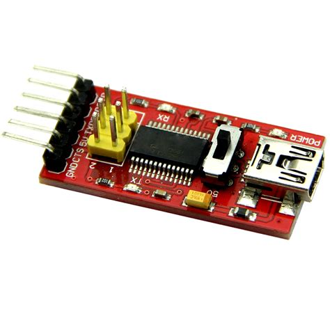 Ft232 Usb To Ttl 5v 3 3v ftdi ft232 basic 6 pin usb ttl 3 3v 5v for arduino pro