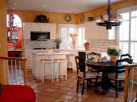 home decorating ideas kitchen beautiful mediterranean home decorating ideas brighten up