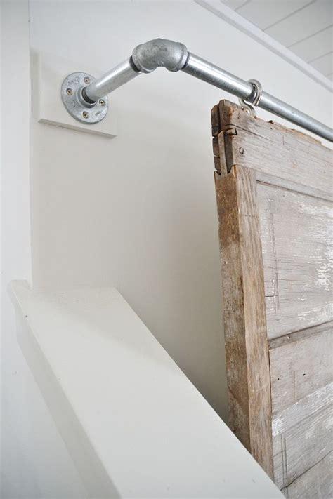 Sliding Barn Door Tv Cover Best 25 Pipe Closet Ideas On Diy Closet Ideas Industrial Closet And Open Closets