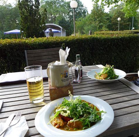 Restaurant Im Grunewald entlang der havel und durch den berliner grunewald