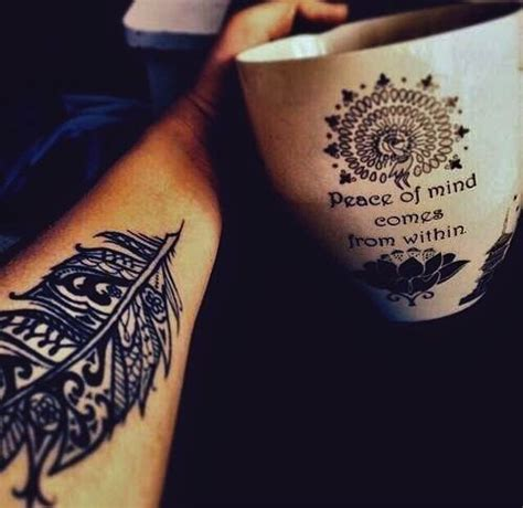 peace tribal tattoos discover and save creative ideas
