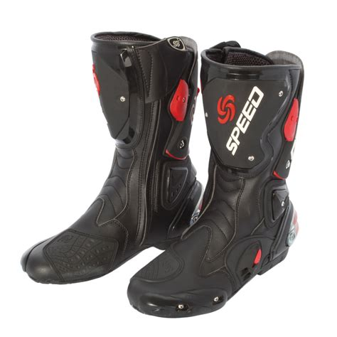 motocross boots size 8 1 pair motorcycle motocross bike boots shoes us