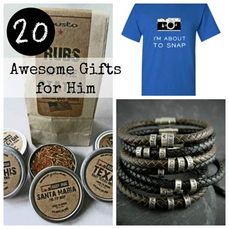 small gifts for him 20 awesome gifts for him 2016 etsy gift guide intimate