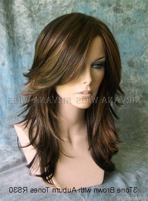 best 25 long layered haircuts ideas on pinterest 15 best of long choppy layered hairstyles