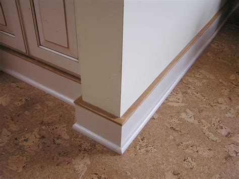Floor Trim Ideas Take A Look At Baseboard And Trim Details Mdf Baseboard And Hardwood Base Shoe Were Primed
