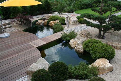 Gartenideen Teich gr 252 ne oase in wenigen schritten zum eigenen teich koi
