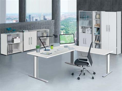Arbeitszimmer Komplett by Komplett Arbeitszimmer 12 Teilig Form 4 Winkelschreibtisch