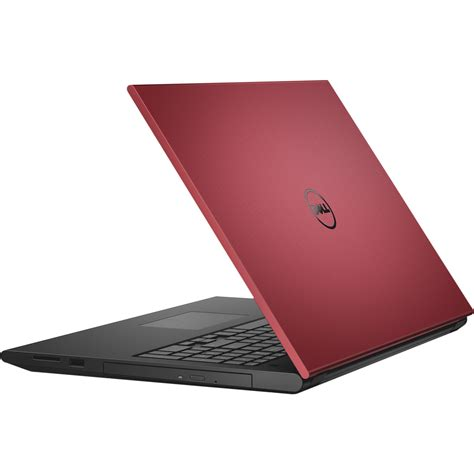 Laptop Dell Inspiron 15 3000 Series dell 15 6 quot inspiron 15 3000 series notebook i3543 8000red