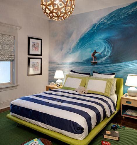 Wall Mural Ocean decoraci 243 n de dormitorios con estilo surf