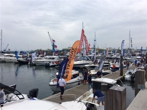 boat show poole quay 2018 poole harbour boat show 2018 lovesail sailing and dating