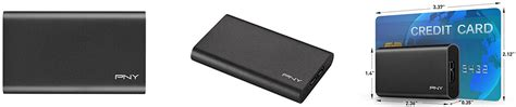 Ssd Pny Elite Portable 480gb Murah best external solid state drives