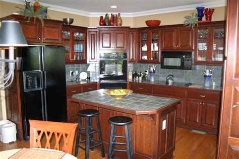 like the paint color colors for kitchens with cherry cabinets related for kitchen wall colors