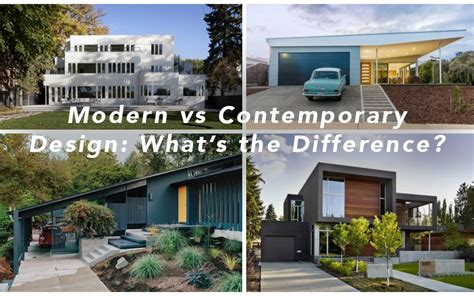 design house vs kwikset modern vs contemporary design what s the difference