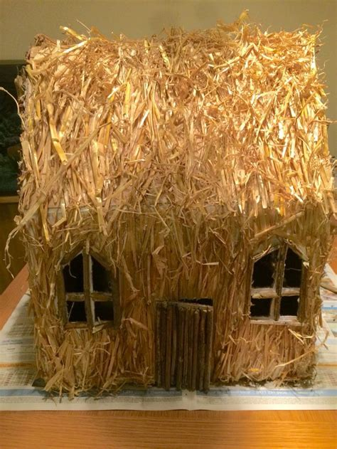 printable straw house 261 best images about 3 little pigs on pinterest wolves