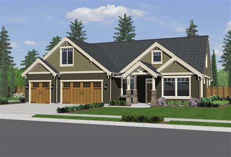 attached garage designs 3 car attached garage house plans house design ideas