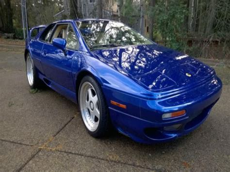 small engine repair training 1999 lotus esprit auto manual sell used 1999 lotus esprit in south beach oregon united states for us 10 000 00