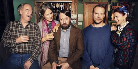 Posh Backs Out Of Tv Show by Back C4 Sitcom Comedy Guide
