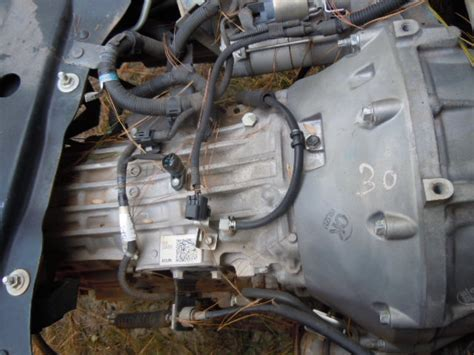 isuzu automatic transmission npr eco max 2010 up used