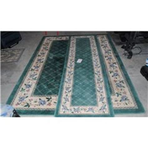 area rug and matching runner by design spectrums