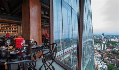 Interior Designer hutong the shard london e m tecnica engineering