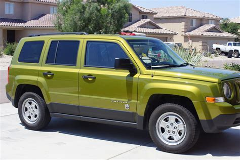 2012 Jeep Patriot Sport Cargurus