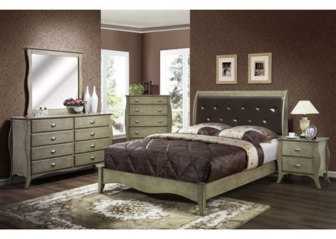 bedroom set up bel furniture spotlight the mollai collection