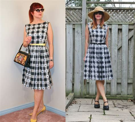 How To Wear Vintage For Vintage Industrial Style by How To Wear A Vintage Dress Style It Contemporary Suzanne Carillo